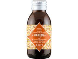 Organic Human Shot Kurkuma