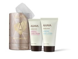 AHAVA Mineral Power Couple