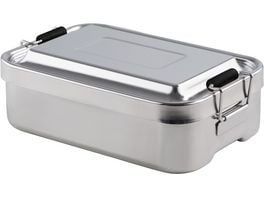 RIESS KELOMAT Lunchbox aus Edelstahl 23x15 cm