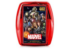 Winning Moves Top Trumps Quiz Marvel Cinematic Universe