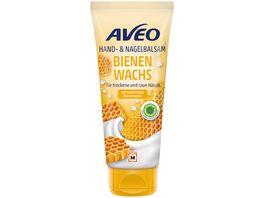 AVEO Hand und Nagelbalsam Bienenwachs