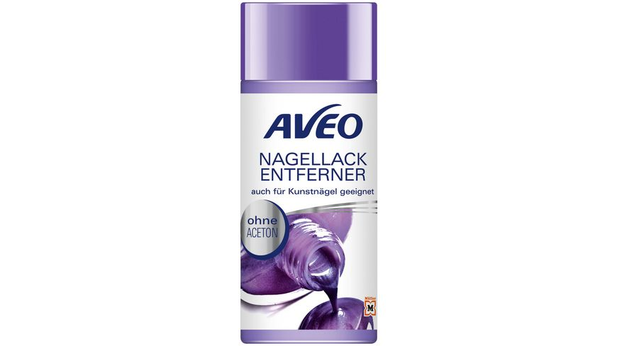 AVEO Nagellackentferner acetonfrei