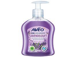 AVEO Kuechenseife Lavendel