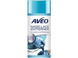 AVEO Nagellackentferner mit Aceton
