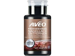 AVEO Professional Nagellackentferner