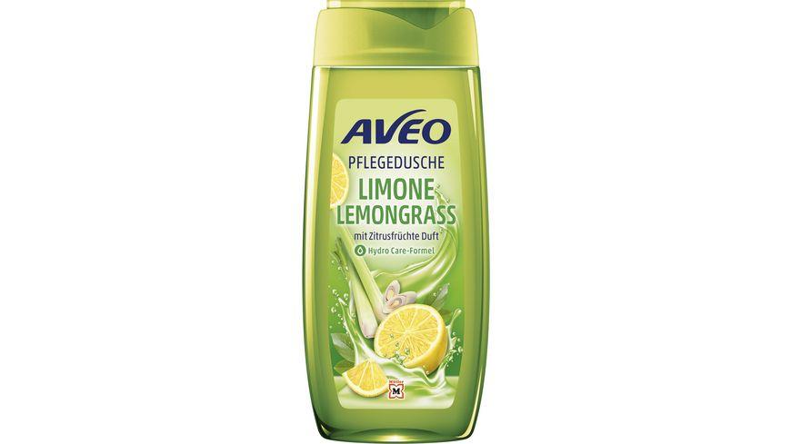 AVEO Pflegedusche Limone Lemongrass