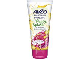 AVEO Body Sorbet Fruity Splash