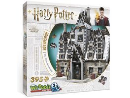 Wrebbit 3D Puzzle Harry Potter Hogsmeade Gasthaus Die drei Besen Harry Potter 395 Hogsmeade The three broom