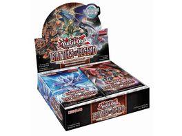 Yu Gi Oh Sammelkartenspiel Battles of Legend Armageddon