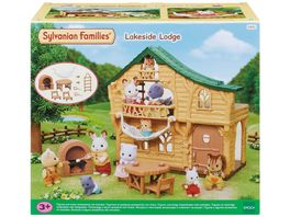 Sylvanian Families Haus am See