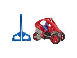 Hasbro Spider Man RIP N GO SPIDER MAN
