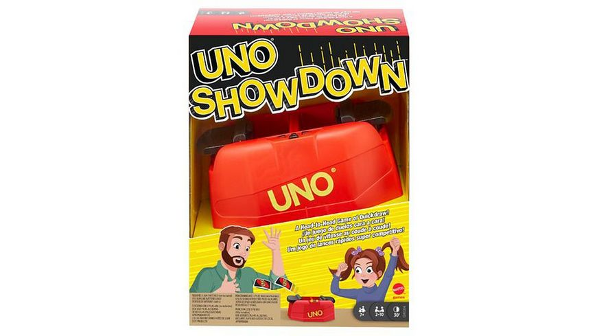 Mattel Games UNO Showdown