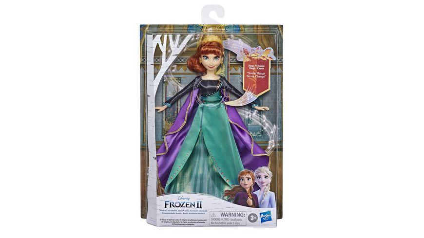 Hasbro Disney Eiskoenigin Traummelodie Anna Puppe