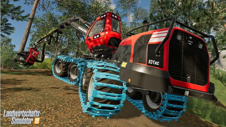 Landwirtschafts Simulator 19 Premium Edition