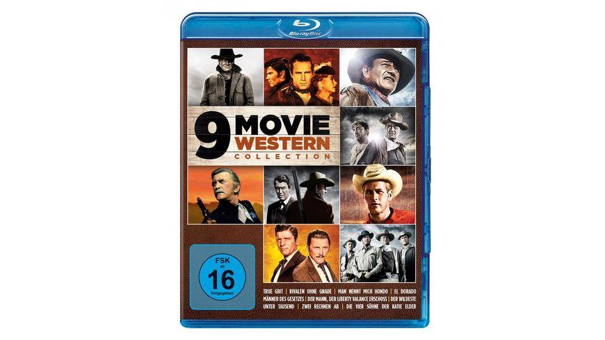 9 Movie Western Collection Vol 1