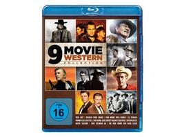 9 Movie Western Collection Vol 1