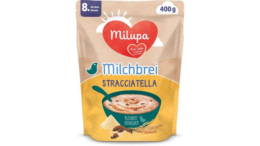 Milupa Milchbrei Straciatella Kleine Genießer ab dem 8. Monat