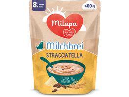 Milupa Milchbrei Straciatella Kleine Geniesser ab dem 8 Monat