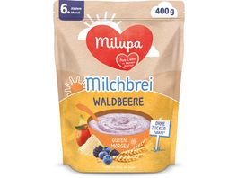 Milupa Beikost Milchbrei Waldbeere Guten Morgen ab dem 6 Monat