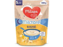 Milupa Beikost Milchbrei Banane Gute Nacht ab dem 4 Monat