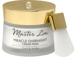 Master Lin Miracle Overnight Cream Mask Gold Jambu