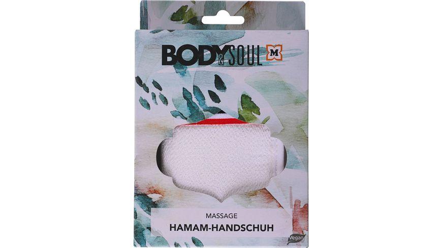 BODY&SOUL Hamam-Handschuh