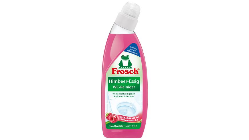 Frosch  Himbeer Essig WC-Reiniger