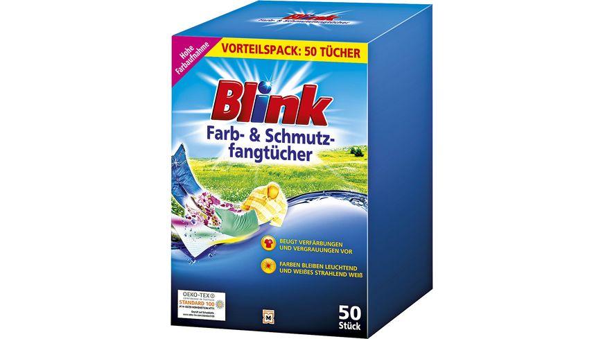 Blink Farb- und Schmutzfangtücher XL-Pack