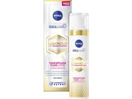 NIVEA Cellular Luminous 630 Anti Pigmentflecken Tagesfluid LSF 50
