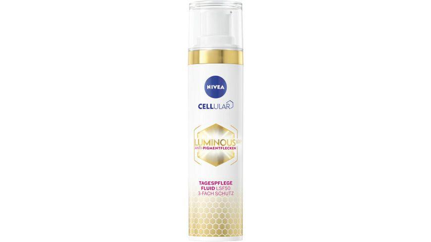 NIVEA Cellular Luminous 630 Anti Pigmentflecken Tagesfluid LSF 50