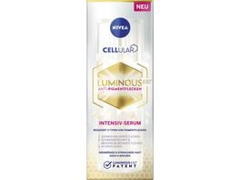 NIVEA Cellular Luminous 630 Anti Pigmentflecken Intensiv Serum