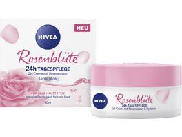 NIVEA Rosenbluete Gel creme Tagespflege
