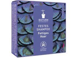 BIOTURM Festes Shampoo Fettiges Haar Nr 132