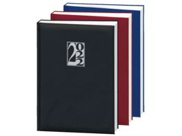 Buchkalender Classic Day Tahiti 3 Farben sortiert 14 5x20 5cm