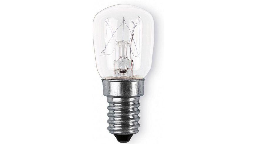 Xavax Kühlgerätelampe, 15W, E14, Birnchenform, klar