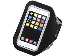 Hama Sport Armbandtasche Running fuer Smartphones Groesse XXL Schwarz