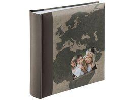 Hama Memo Album Lucera fuer 200 Fotos im Format 10x15 cm