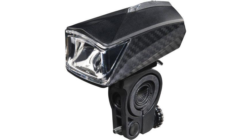 "Hama Fahrrad-Frontlicht ""Profi"", mit 1 LED"