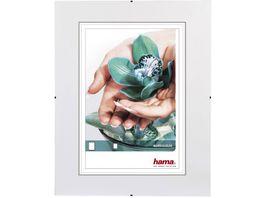 Hama Rahmenloser Bildhalter Clip Fix Normalglas 40 x 50 cm