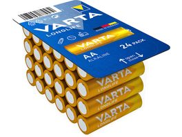 VARTA Longlife Mignon AA LR06
