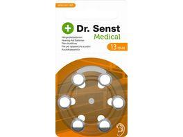 Dr Senst Medical Hoergeraetebatterie ZA13