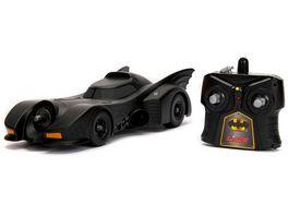 Jada Batmobile R C Batman 89