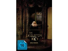 The Skeleton Key LTD LTD Mediabook Frau
