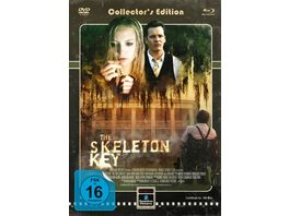 The Skeleton Key LTD LTD Mediabook Haus