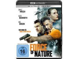 Force of Nature 4K Ultra HD Blu ray