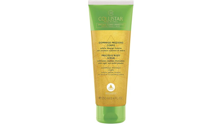 COLLISTAR Precious Body Scrub