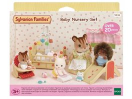 Sylvanian Families Babyzimmer Set