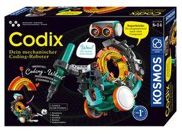 KOSMOS Codix Dein mechanischer Coding Roboter