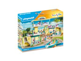 PLAYMOBIL 70434 Family Fun PLAYMO Beach Hotel