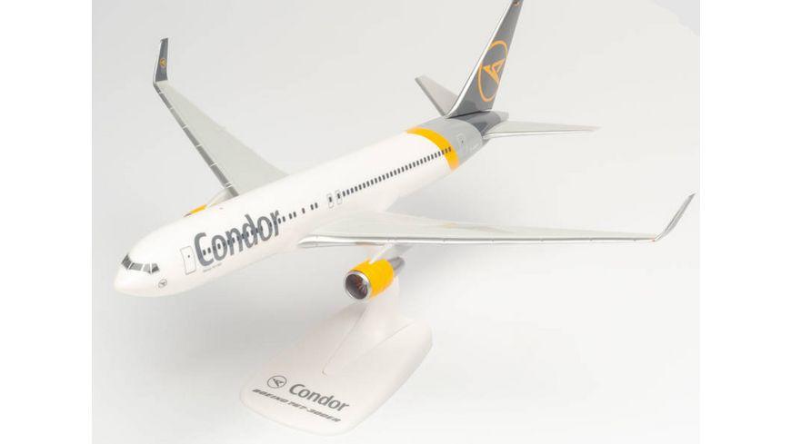 Herpa 612647 - Condor Boeing 767-300 - new 2019 colors